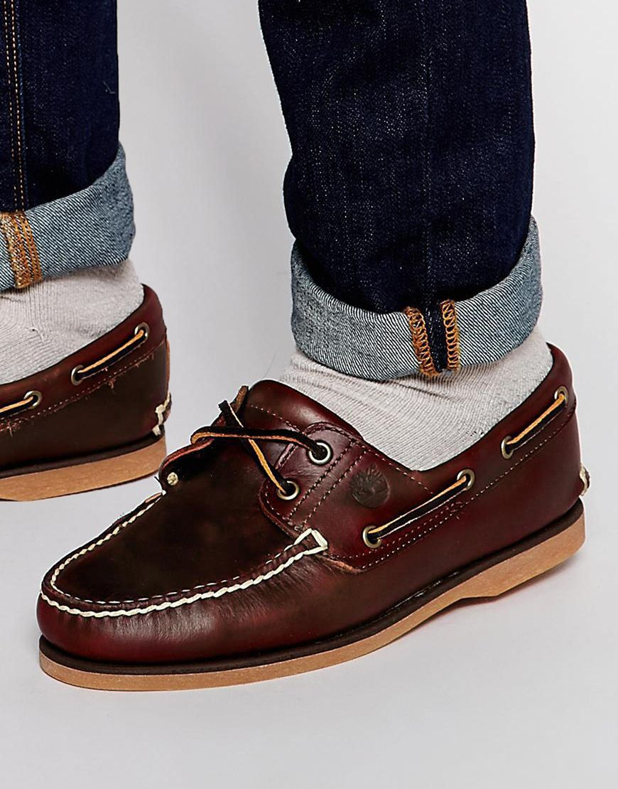 chaussures timberland bateau hommes
