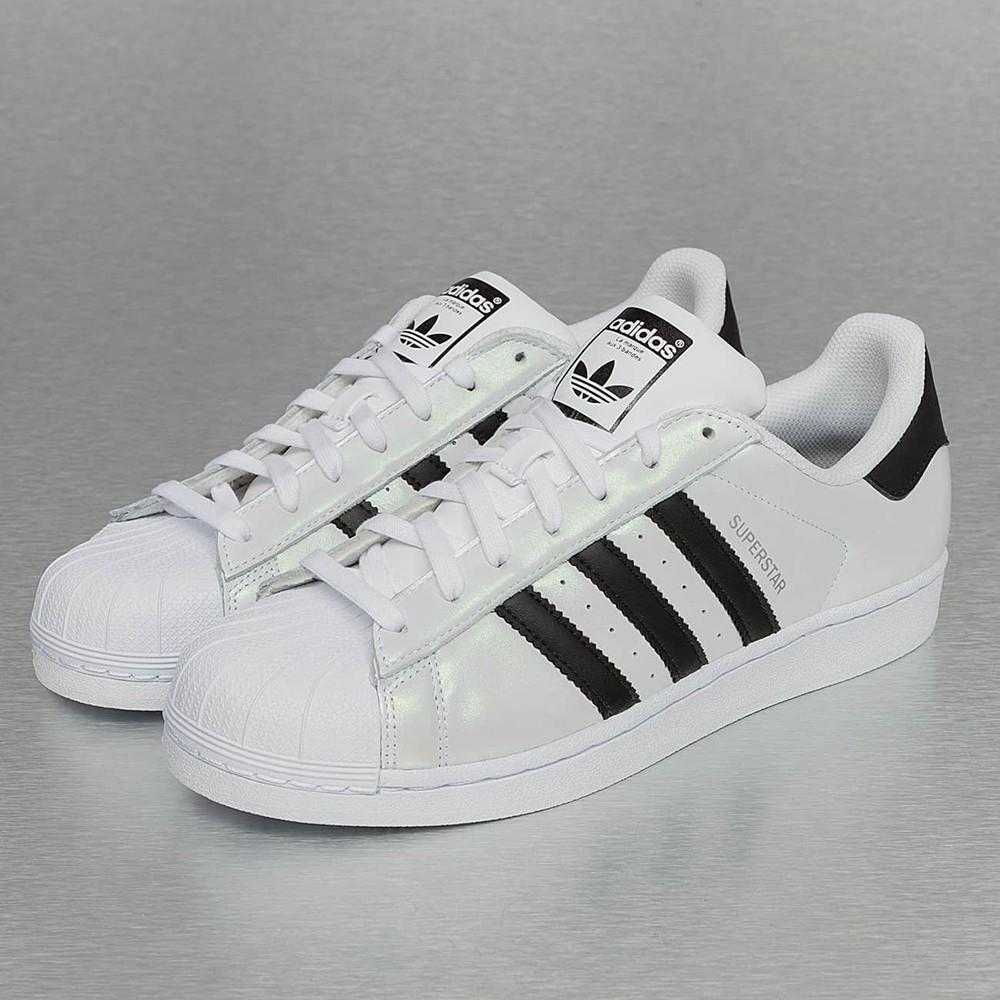 tout neuf 573a9 00343 adidas superstar homme noir et blanche