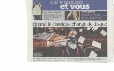 Elizabeth Vidal dans Le Figaro